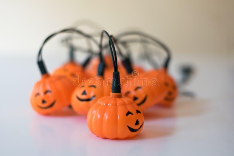 Guirnalda de Halloween foto de archivo