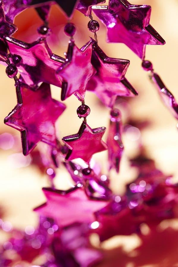 Guirnalda de la Navidad foto de archivo libre de regalías