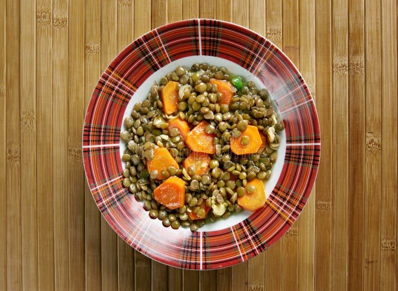 Download Guisado De La Lenteja Del Eritrean Foto de archivo - Imagen de caliente, zanahorias: 64209586