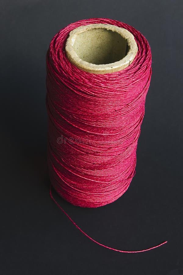 Guita roja imagen de archivo libre de regalías