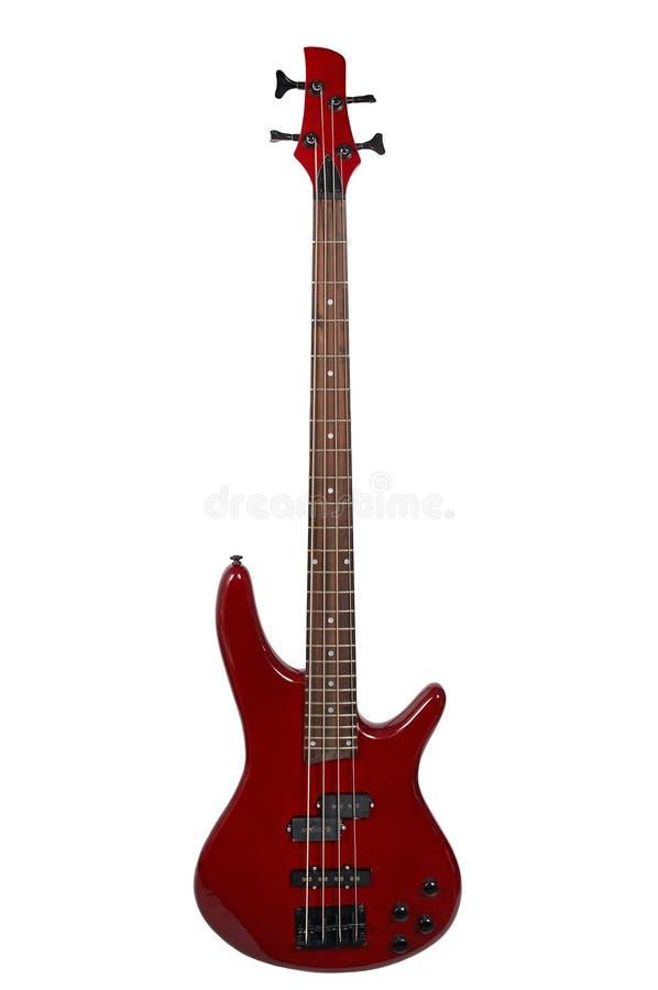 Guitar 01 stock image