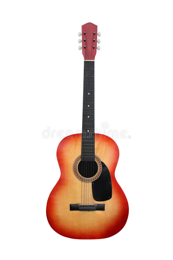 Guitar royalty free stock photography