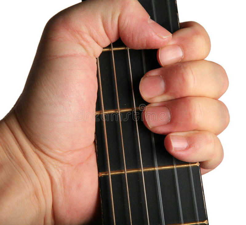 Download Guitar stock image. Image of instrument, music, holding - 15110933