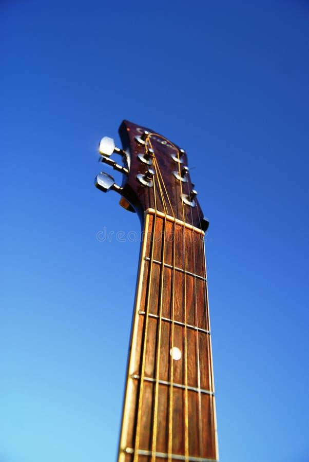 Download Guitar stock photo. Image of body, head, blue, rock, guitar - 21712792