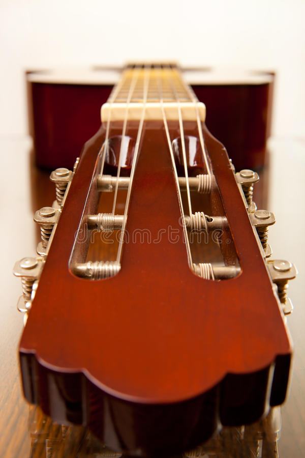 Download Guitar stock photo. Image of brown, guitar, music, instrument - 23800006