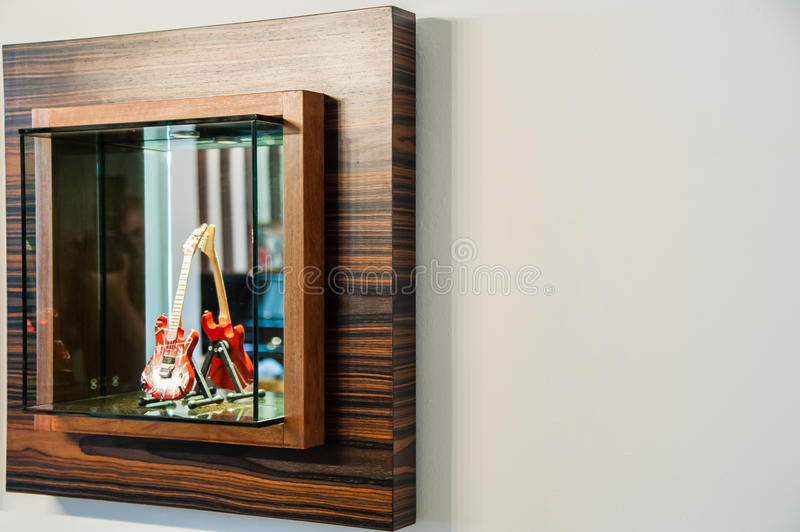 Download Guitar stock photo. Image of electric, object, reflection - 26526564