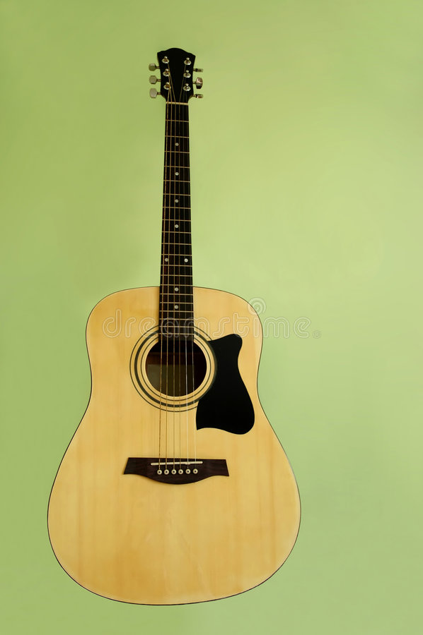 Free Guitar Royalty Free Stock Image - 3168336