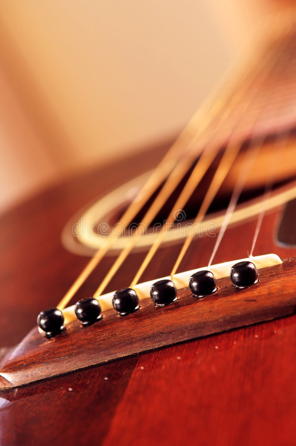 Free Guitar Royalty Free Stock Photography - 4154247