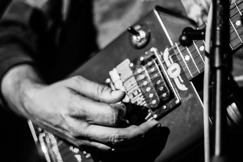 Guitar2 fotografia de stock royalty free