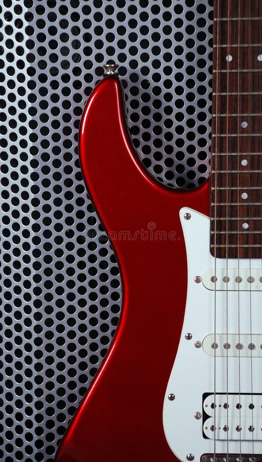 Guitar. Ra em frente ao Cubo stock images