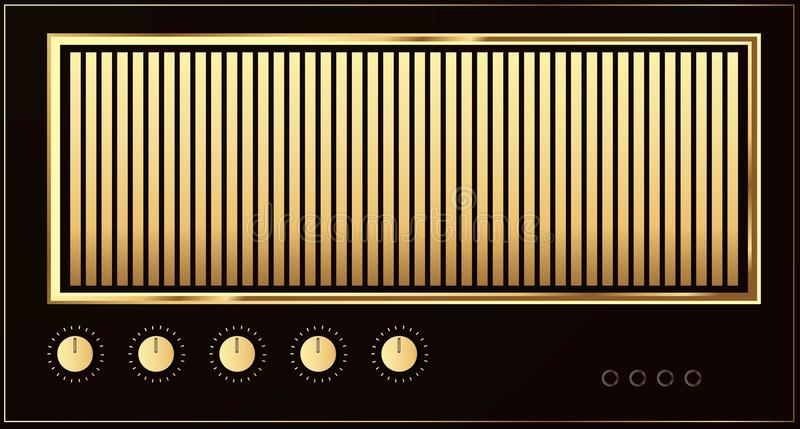 Guitar Amp Royalty Free Stock Images