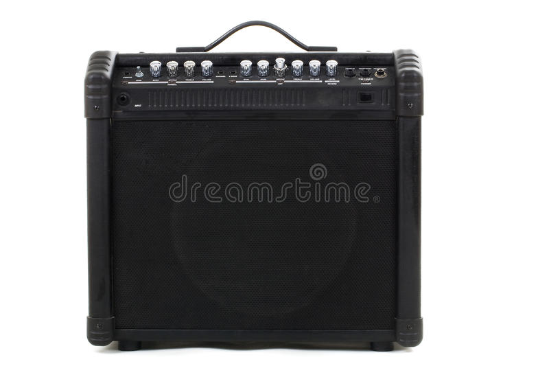 Download Guitar amp background stock photo. Image of close, black - 11394960