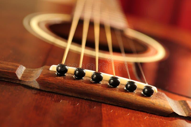 Download Guitar bridge stock photo. Image of bridge, classical - 4154244