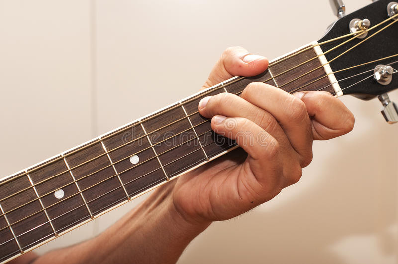 Download Guitar chord C stock photo. Image of chord, neck, blues - 15346262