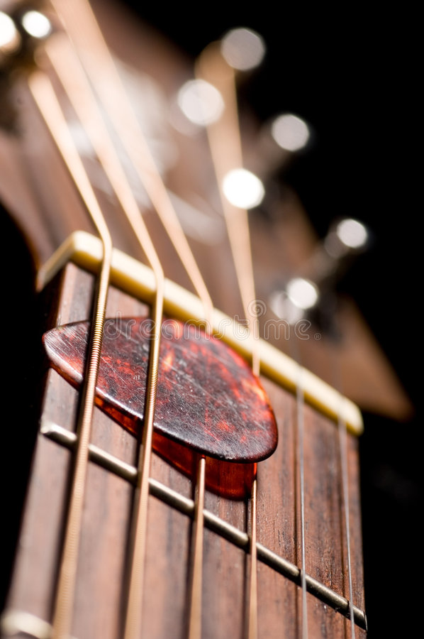 Free Guitar Close Up Royalty Free Stock Photography - 2209977