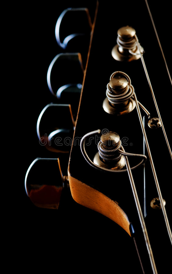 Free Guitar Head Stock Images - 4637714