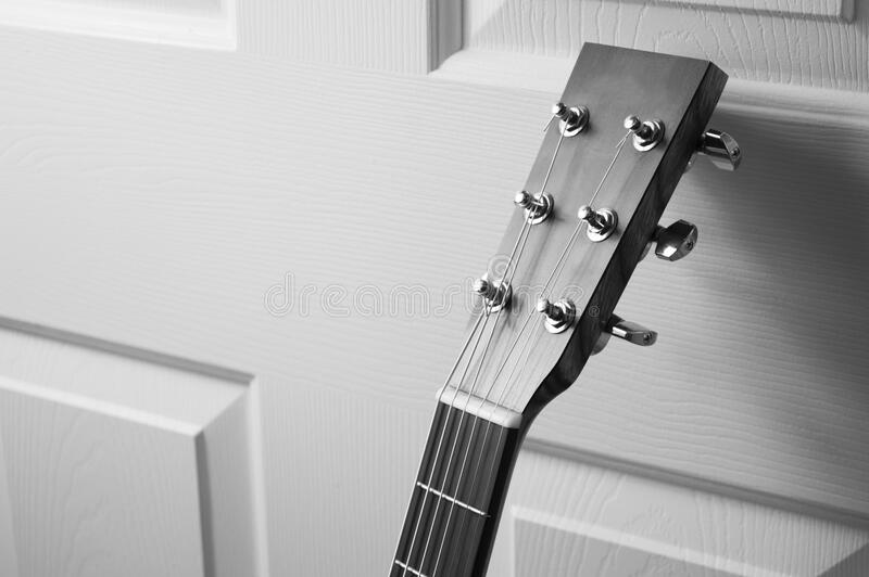 Guitar Headstock Free Public Domain Cc0 Image
