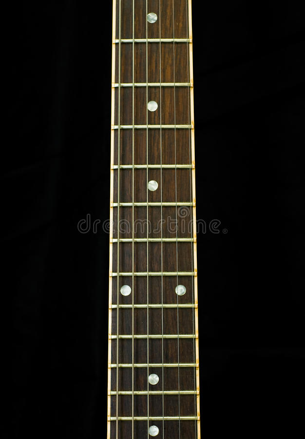 Free Guitar Neck Stock Image - 14681821