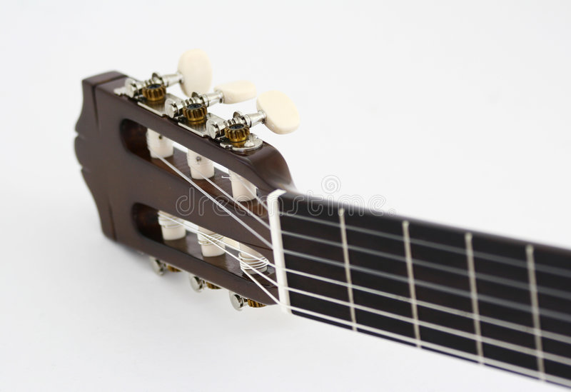 Download Guitar Neck stock photo. Image of band, notes, rock, electric - 549196