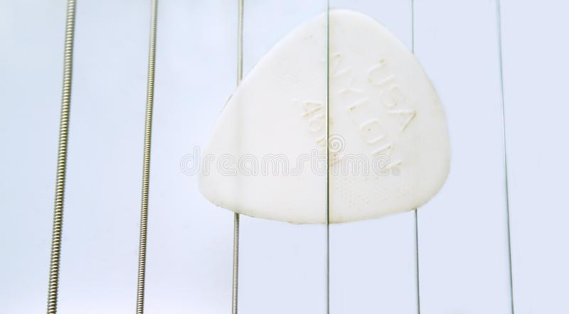 Guitar Pick Free Stock Photography