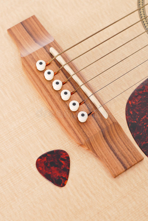 Download Guitar Pick And Guitar stock photo. Image of accessory - 23097876