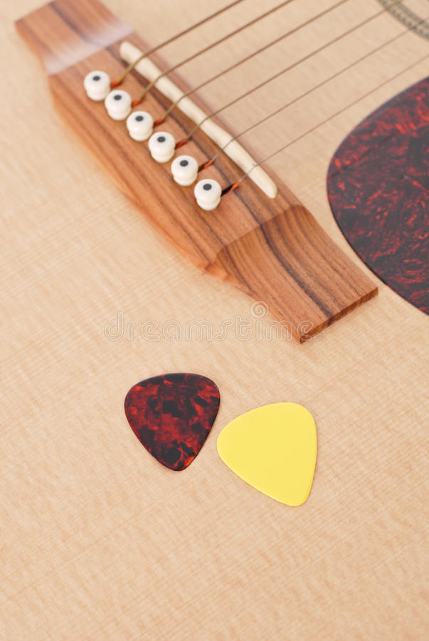 Download Guitar Picks Royalty Free Stock Photography - Image: 23097857