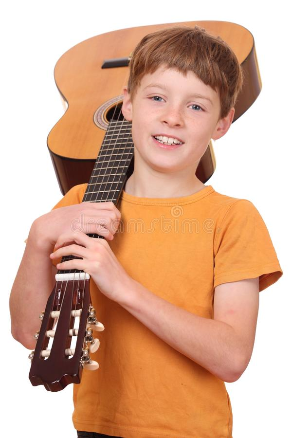 Download Guitar player stock image. Image of play, happy, beautiful - 21711537