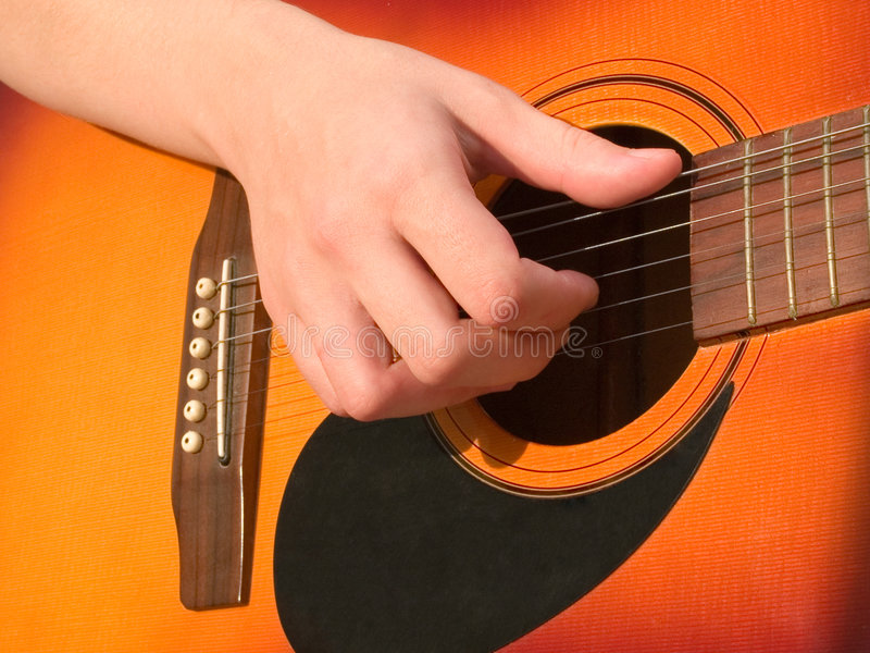 Download Guitar player stock photo. Image of love, playing, fingers - 2360684