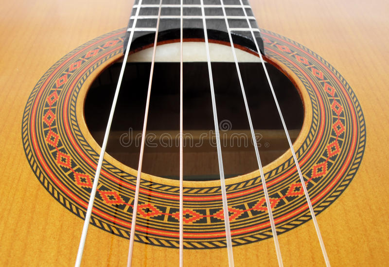 Download Guitar strings stock image. Image of classic, close, object - 15701775