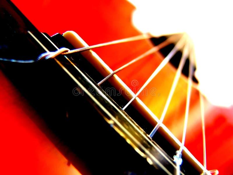 Guitar2 Fotografia Stock