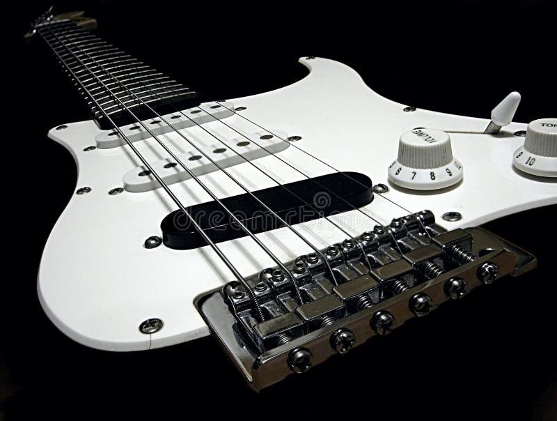 Guitar5 stockfotos
