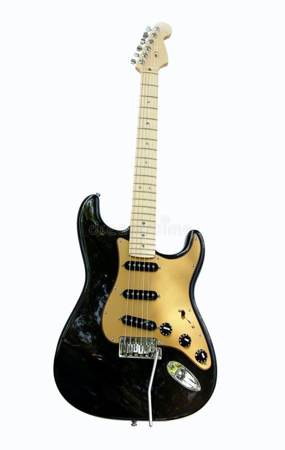 Guitare électrique classique photos stock