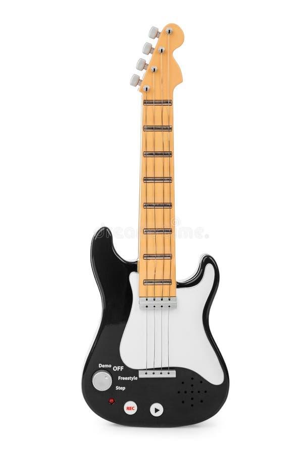 Guitare électrique de jouet photo stock