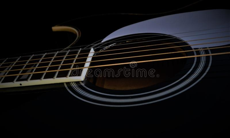 Guitare photos stock
