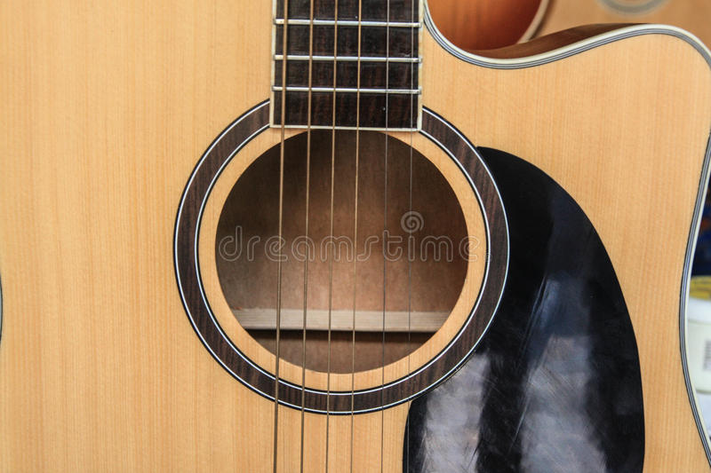 Guitare royalty free stock photo