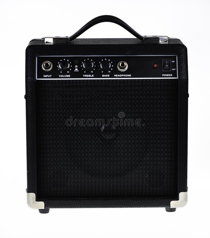 Guitare ampère ou amplificateur photos stock
