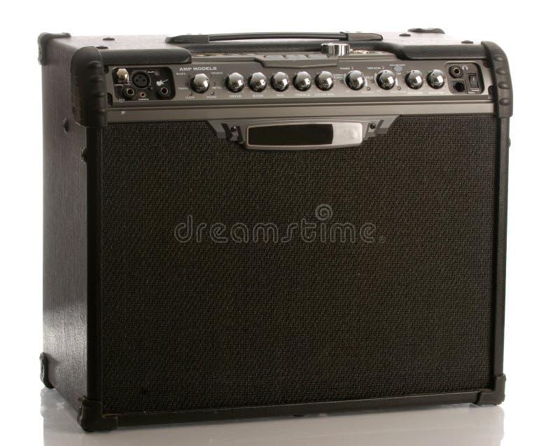 guitare d'ampère photos stock