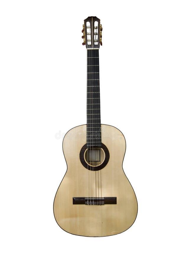Guitare du flamenco A01 photographie stock libre de droits