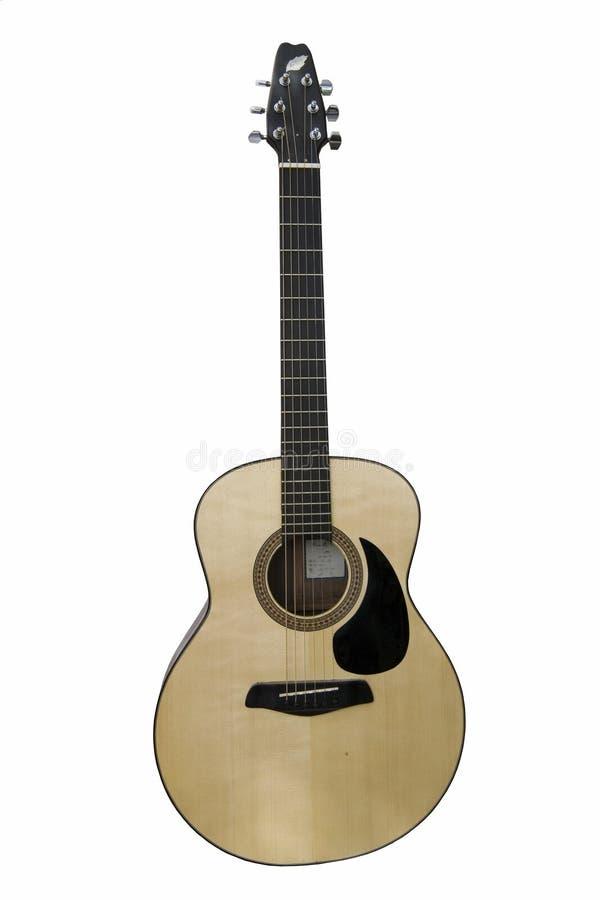 Guitare H10 acoustique photo libre de droits