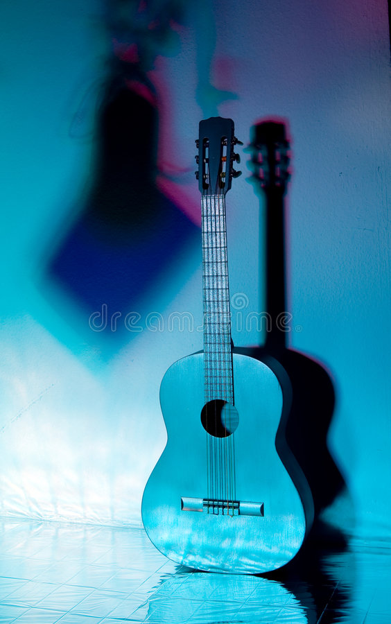 guitarg1 стоковое изображение rf