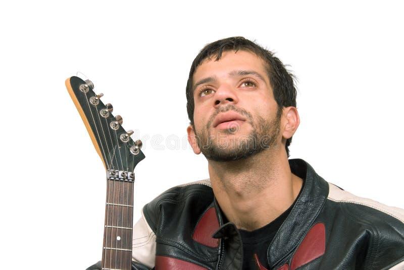 Download Guitarist stock photo. Image of instrument, guitar, indian - 11997436