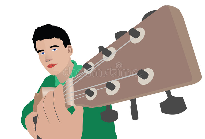 Download Guitarist Stock Photography - Image: 1946862