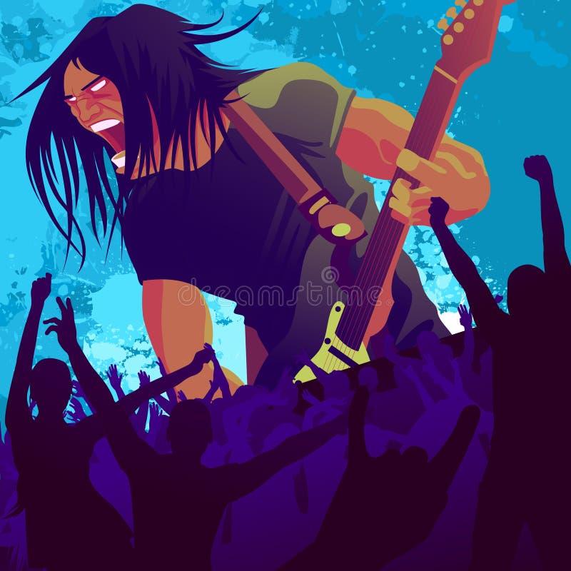 Free Guitarist 2 Stock Images - 11108864