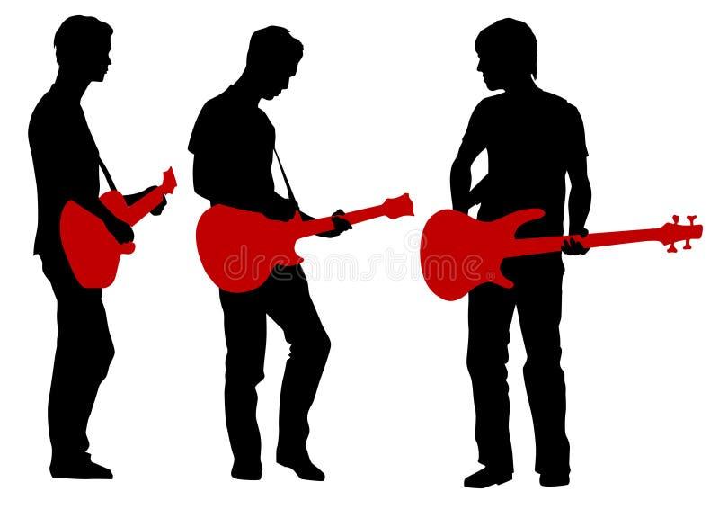 Download Guitarist stock vector. Image of popular, fashion, musician - 22659274