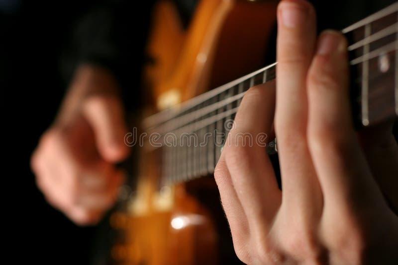 Download Guitarist Royalty Free Stock Image - Image: 455426