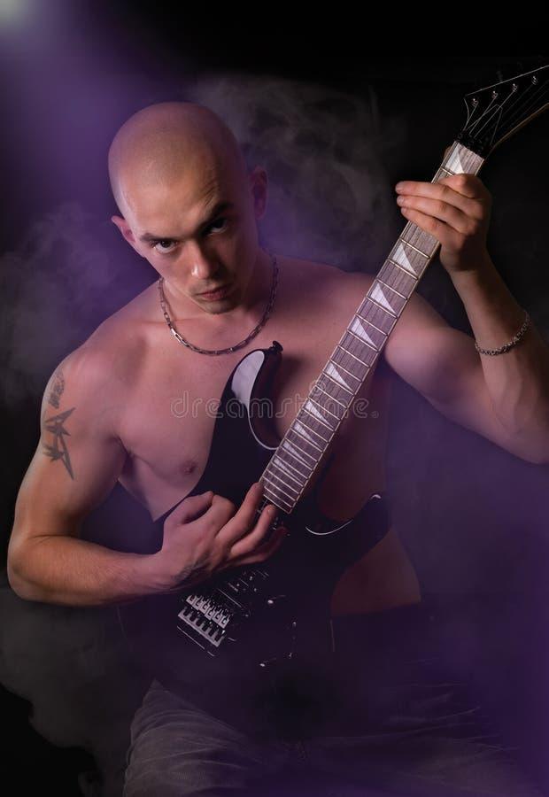 Download Guitarist stock photo. Image of adult, guitarist, culture - 6435444
