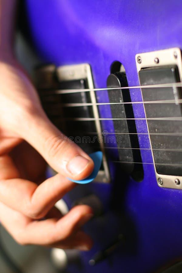 Guitariste solo photos libres de droits