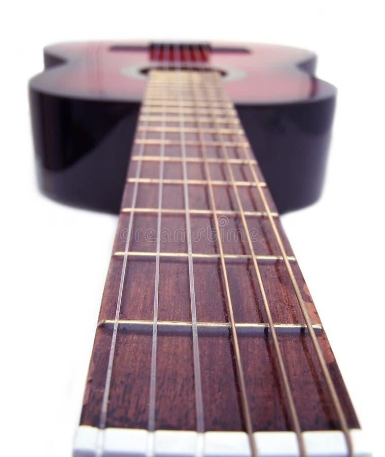 Guitarra 01 fotos de archivo