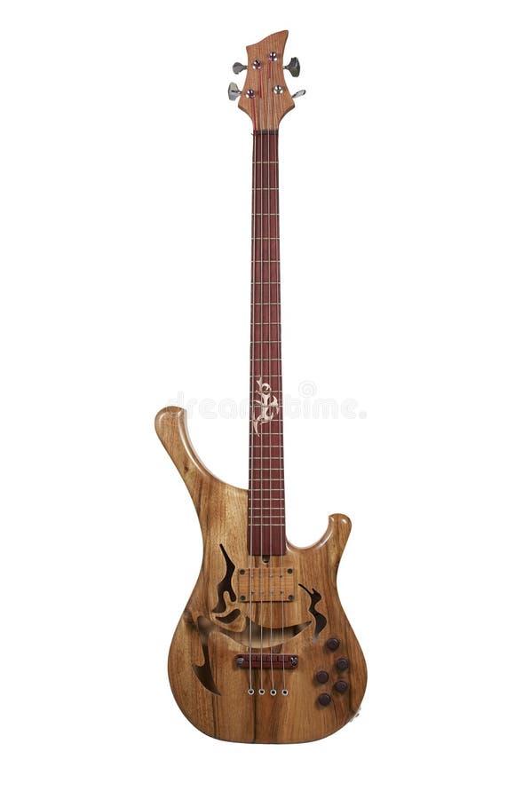 Guitarra 04 fotografía de archivo