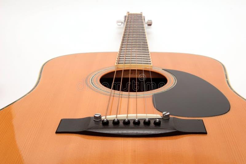Guitarra 1 fotografia de stock